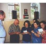 Damascus, Syria June 23, 1999